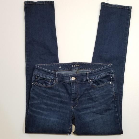 White House Black Market Denim - NWOT White House Black Market The Slim Jeans